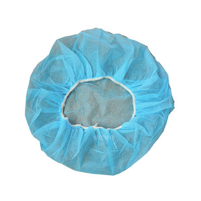 17inch SMS Disposable Bouffant Surgical Caps